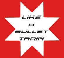 Like A Bullet Train by AfroTortuga