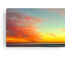 Fire & Water Canvas Print