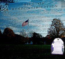 Bill of Responsibilities by Judi Taylor