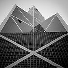 The Bank of China Building, Hong Kong by Lucas Boyd