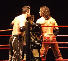 The Miz & John Morrison by palmerley