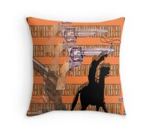 how die? Throw Pillow