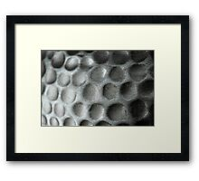 Abstract Ball Decor Framed Print