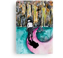 Find your way home Canvas Print