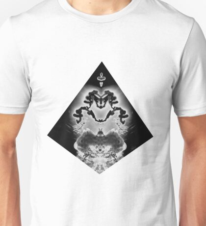 Rorschach Diamond Unisex T-Shirt