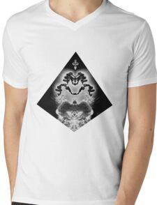 Rorschach Diamond Mens V-Neck T-Shirt