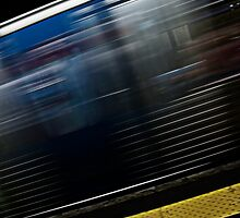 Subway Blur by damokeen