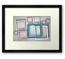 Modern Art Framed Print
