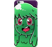 Slime Girl iPhone Case/Skin