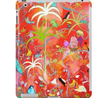 Globetrotting Penguin iPad Case/Skin