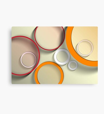 Modern Art Smart and Stylish Canvas Print