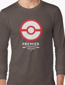 Premier Ball / Pokemon  Long Sleeve T-Shirt