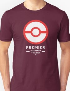 Premier Ball / Pokemon  Unisex T-Shirt