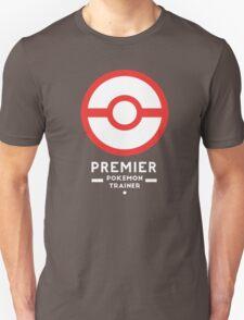 Premier Ball / Pokemon  T-Shirt
