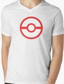 Premier Ball / Pokemon  Mens V-Neck T-Shirt