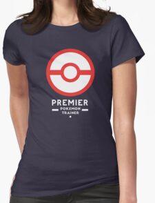 Premier Ball / Pokemon  Womens Fitted T-Shirt