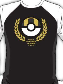 Ultra Ball / Pokemon  T-Shirt