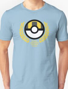 Ultra Ball / Pokemon  T-Shirt