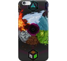Natural elements iPhone Case/Skin