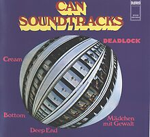 Can - Soundtracks by SUPERPOPSTORE