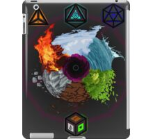Natural elements iPad Case/Skin