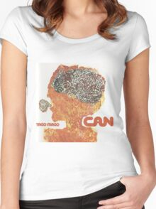 Can - Tago Mago Women's Fitted Scoop T-Shirt