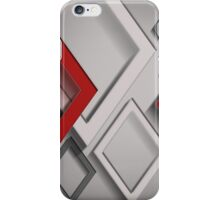 Modern Art Smart and Stylish Diamonds iPhone Case/Skin