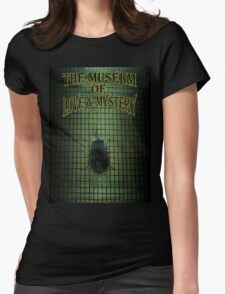 The Museum of Love & Mystery (official T) Womens Fitted T-Shirt