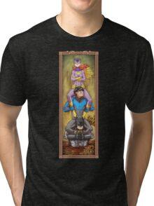 Haunted Arkham: That Sinking Feeling Tri-blend T-Shirt