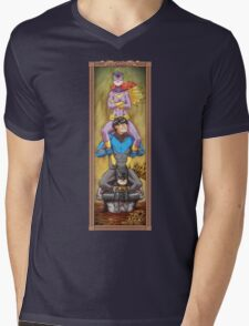 Haunted Arkham: That Sinking Feeling Mens V-Neck T-Shirt