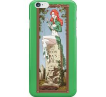 Haunted Arkham: That Girl is Poison iPhone Case/Skin