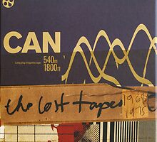 Can - The Lost Tapes - box by SUPERPOPSTORE