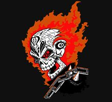 Motorista Fantasma Unisex T-Shirt