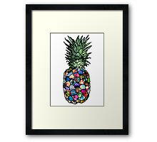Palmapple Framed Print