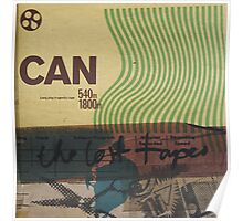 Can - The Lost Tapes Poster