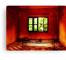 The Room... Canvas Print