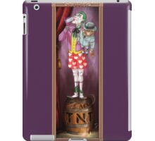 Haunted Arkham: Barrel of Laughs iPad Case/Skin