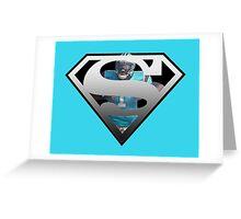 Super Cam Greeting Card