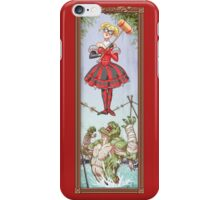Haunted Arkham: Highwire Harley iPhone Case/Skin