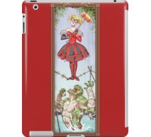 Haunted Arkham: Highwire Harley iPad Case/Skin
