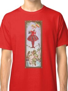 Haunted Arkham: Highwire Harley Classic T-Shirt