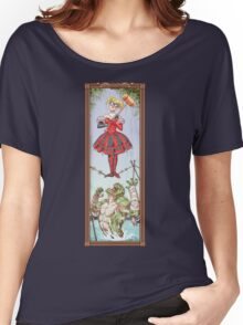 Haunted Arkham: Highwire Harley Women's Relaxed Fit T-Shirt