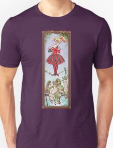 Haunted Arkham: Highwire Harley T-Shirt