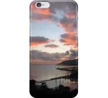 Cairns sunrise in June iPhone Case/Skin