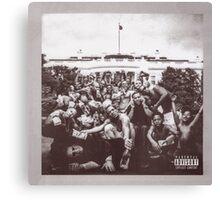 To Pimp a Butterfly - Kendrick Lamar Canvas Print