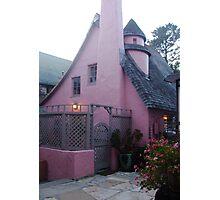 Fairy Tale House Photographic Print