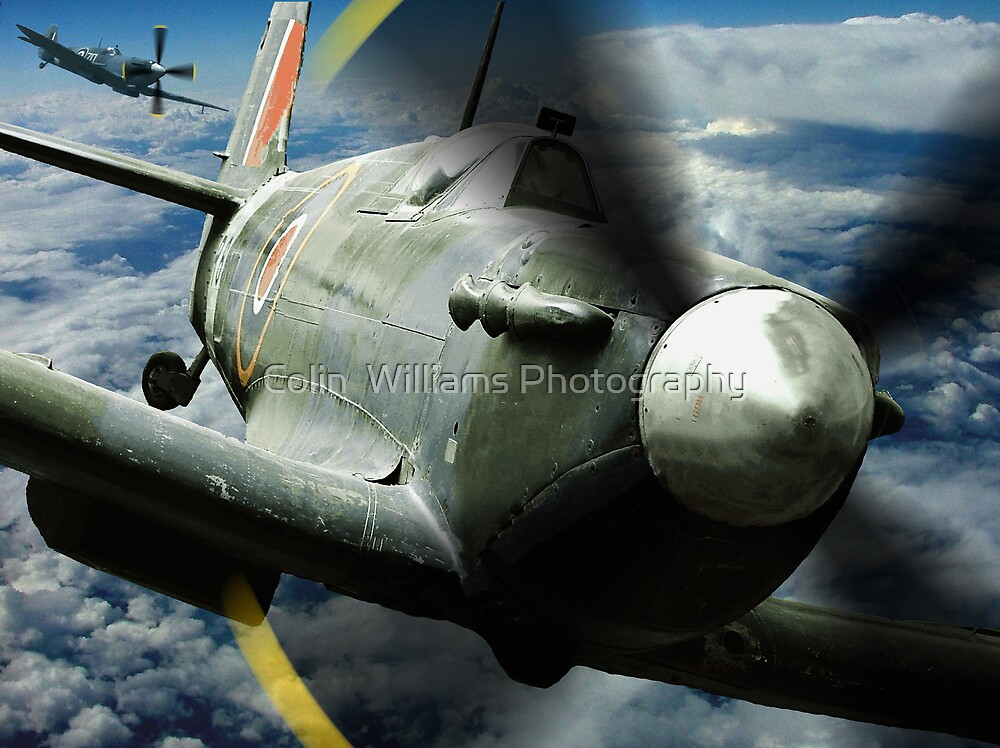 Twin Spits by Colin  Williams Photography