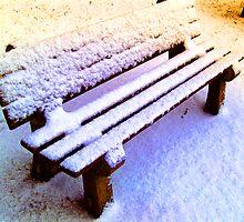 Rainbow Bench by swagman