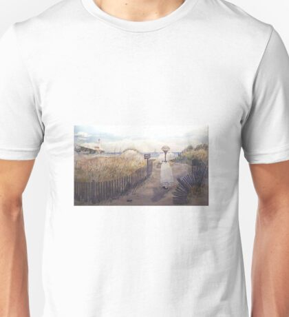 Victorian Atlantic Coast Unisex T-Shirt