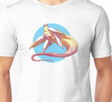 magical unicorn bird Unisex T-Shirt